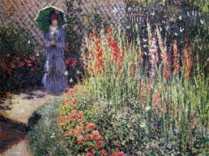 I Gladioli di Claude Monet: